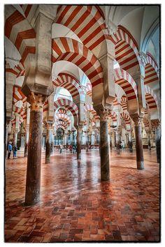 De vuelta a Córdoba... Catedral (exmezquita). Andalucía, España