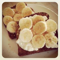Michele Bridges Banana Brushetta - all :) Get Healthy, Healthy Meals, Healthy Life, Healthy Eating, Healthy Recipes, Food Inspiration, Fitness Inspiration, Michelle Bridges, Good Food