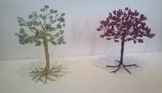 Handmade Miniature Trees 3