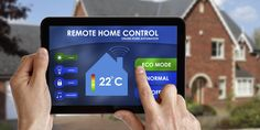 A Look Inside a High Tech Smart Home-Huffington Post with Carley Knobloch and her Control4 system #smarthome #automation