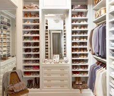 Seven Dream Closets That Are Giving Us Serious Real Estate Envy