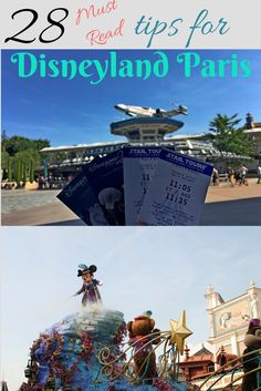 Disneyland Paris for First Timers; What is scarier than booking a vacation to the happiest place on earth - not knowing what you're doing. Check out these Tips for First Timers and get a real sense of what is to come. Disneyland Paris Rides, Disneyland Tips, Disneyland California, Disney World Tips And Tricks, Disney Tips, Disney Parks, Walt Disney, Disney On A Budget, Disney World Planning