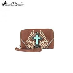 MW54-W003 Montana West Spiritual Collection Wallet