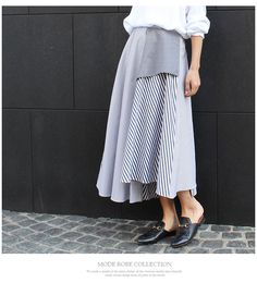 Home decor - Search Modest Fashion, Skirt Fashion, Boho Fashion, Womens Fashion, Skirt Outfits, Chic Outfits, Fashion Outfits, Skirt Pants, Dress Skirt