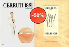 Mister Parfum vous le présente en version femme, mais 1881 c'est aussi une version homme, et toujours à - 50%. Le parfum à succès de Cerruti ne cesse de séduire les amoureux de parfums tenaces sans être enivrants, floraux, sans être fleur bleue, unique, sans être inabordable.