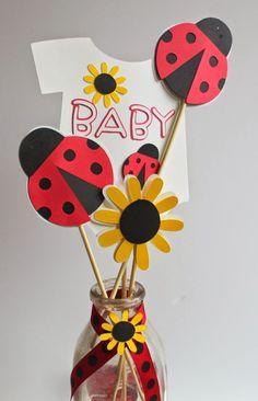 Clube da Joaninha: Ideias para festa - Chá de bebê {menina}