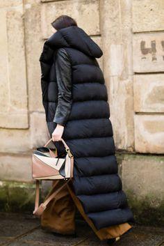 Street Style  - Cocoon Coat