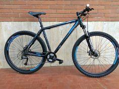 Mountain Bike Lombardo 350, freni a disco, forcella nuova XCT