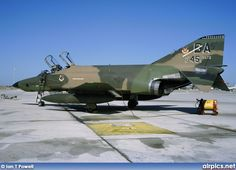 McDonnell Douglas RF-4C Phantom II, USAF