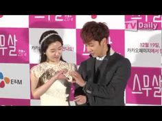 Gikwang press conference for kdrama 20's