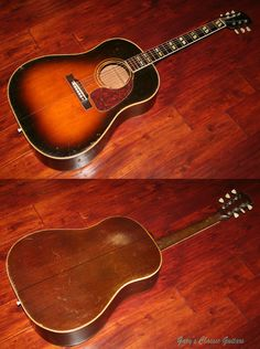 1950 Gibson SJ http://www.garysguitars.com/catalog/1950-gibson-sj