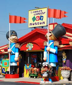 The World's Largest Toy Museum in Branson, MO
