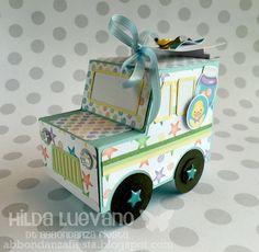 Hilda Designs: Blog Hop Una Nueva Vida   Abbondanza Fiesta Scrapbook