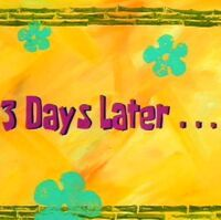 Time cards are used throughout SpongeBob SquarePants to represent how much time has passed. Tomorrow For Sure, Spongebob Time Cards, Crabby Patties, Mermaid Pants, Video Editing Apps, Bad Puns, Graduation Day, Text Pictures, Creature Feature