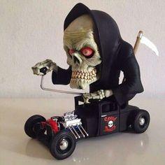 Grim Reaper Cruisin'