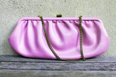 Gorgeous purple pastel clutch. I want this! <3