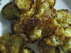 "Meet ""Crispy Egg Whites""!  This recipe uses no oil, so it is a perfect Phase Two snack."