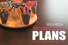 2013-2014 Curriculum and Plan :: Morning Time