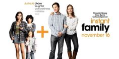 watch Instant Family on Instant Family is a movie starring Mark Wahlberg, Rose Byrne, and Isabela Moner. A couple find themselves in over their heads when they foster three children.