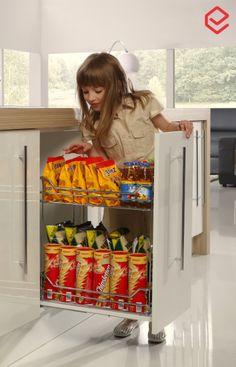 Cargo Mini to świetne rozwiązanie, by mieć wszystko pod ręką - nie tylko dla najmłodszych.