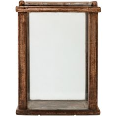Small Indian Almirah - Glass with Wood Frame For Sale Weylandts, Frames For Sale, Oversized Mirror, Entertaining, Wood, Glass, Furniture, Home Decor, Decoration Home