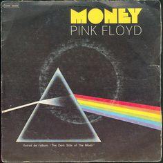 PINK FLOYD money, 45T (SP 2 titres)