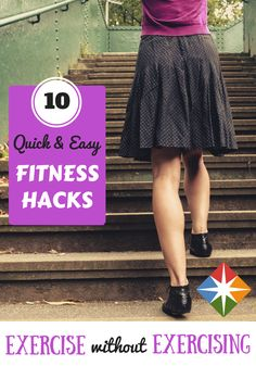 Get Fit on the Go via @SparkPeople