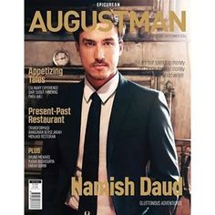 #HamishDaud @hamishdw is on the Cover of #AugustmanIndonesia…