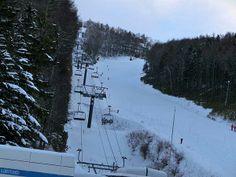 長野県のスキー場、ヘヴンスそのはらに行ってきた。