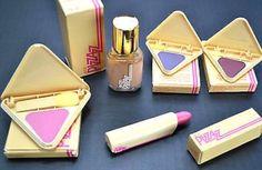 Avon 'Pizzaz' Makeup Collection: Foundation, Eyeshadow, Lipstick & Blush