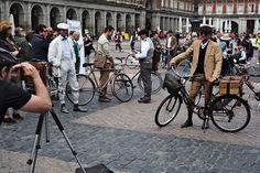 Tweed Ride Madrid