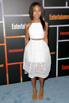 Comic Con Celebrity Style - Elle