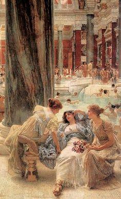 Ancient roman orgies