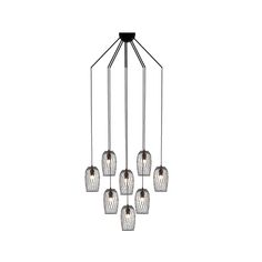 Conetellation 8 Bulb Pendant