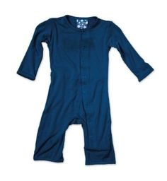 Kicky Pants Coverall, Twilight, 6-12 Months Kicky Pants. $25.00