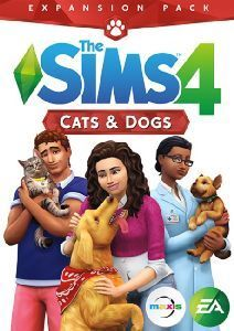 Sims 4 Cats & Dogs Expansion Pack - Windows [Digital Download Add-On]