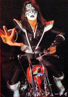 Ace Frehley Motorcycle