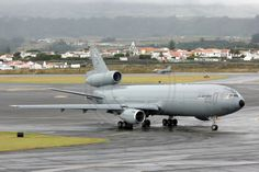 USAF 305/514 AMW McDonnell Douglas KC-10A 79-1710 at Lajes (2013)