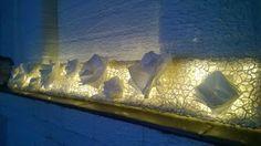 Ruusuinen paperinarukoriste http://sorminapparyys.blogspot.fi/2013/12/ruusuinen-paperinarukoriste.html