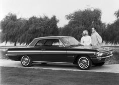 Yesterday's Cars of Tomorrow – 1962-1963 Oldsmobile Jetfire