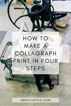 In this post I'll share my collagraph, or collograph as it also can be spelled, printmaking process with you. I'm fascinated by the unpredictability of collagraph printing… What Is Printmaking, Collagraph Printmaking, Printmaking Ideas, Free Art Prints, Linocut Prints, Teaching Art, Teaching Ideas, Art Techniques, Watercolor Techniques