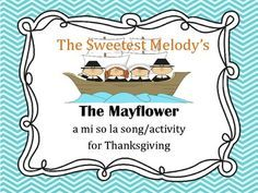 a mi-so-la Thanksgiving song for elementary music students