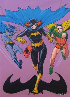 Batgirl, librarian in disguise Batman And Batgirl, Batman Arkham Knight, Im Batman, Batman Art, Batman Robin, Comic Books Art, Comic Art, Robin Comics, Dc Comics