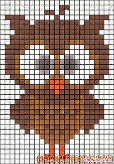 Девочки, ищу жаккардовый рисунок совы! - Вязание - Страна Мам