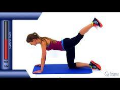25 min Natural Brazilian Butt Lift Round 2 - Thigh Shaping, Butt Lifting Workout by Fitness Blender Fitness Workouts, Lifting Workouts, Easy Workouts, Fitness Tips, 20 Min Workout, Butt Workout, Workout Videos, Buttocks Workout, Reduce Thigh Fat