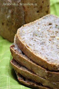 Domowy chleb z ziarnami na zakwasie | Arabeska