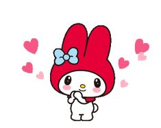 Animated gif shared by GLen =^● 。●^=. Find images and videos about love, cute and gif on We Heart It - the app to get lost in what you love. Cute Love Cartoons, Cute Cartoon, Mood Gif, Cute Love Gif, Love You Gif, Hello Kitty My Melody, Hello Kitty Pictures, You Are Cute, Dibujos Cute