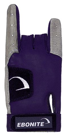 Large Ebonite React//R Palm Pad Right Glove