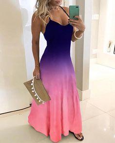 Cotton Long Dress, Dress Long, Trend Fashion, Fashion Fashion, Holiday Fashion, Fashion Women, Maxi Dress With Slit, Bodycon Dress, Long Summer Dresses