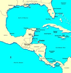 Gu von Honduras Reise. Befindet sich die finden Sie in unserem gu Honduras: Orte zu besuchen, Gastronom, Parteien...